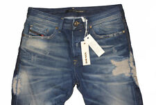 DIESEL BUSTER 0076B LIMITED EDITION JEANS W33 L32 100% AUTHENTIC