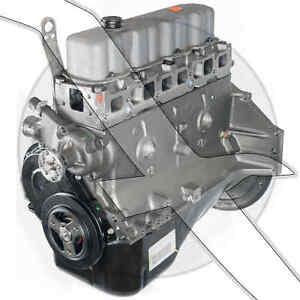 3.0L Base Engine New GM Longblock 181 Mercruiser, Volvo Penta OMC, Indmar