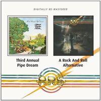ATLANTA RHYTHM SECTION -THIRD ANNUAL PIPE DREAM/A ROCK AND ROLL ALTERNAT CD NEU