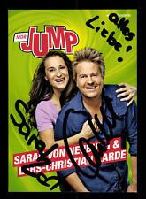 Sarah von Neuburg und Lars Christian Karde Original Signiert # BC 74324