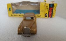 Budgie rolls royce silver cloud die cast model n°102