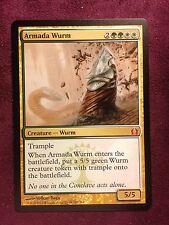 Armada wurm   VO  -  MTG Magic (Mint/NM)