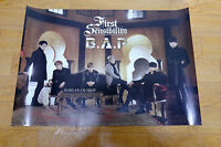 B.A.P vol.1  - First Sensibility B ver. Official POSTER* KPOP