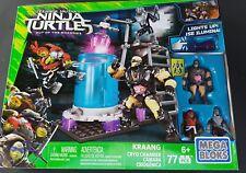 Mega Bloks Teenage Mutant Ninja Turtles Neuf Scellé Kraang Cryo chambre lego TMNT