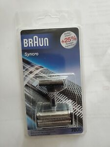 *Sealed* Braun 7000 Series Syncro Pro Replacement Combo