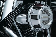 Kuryakyn 9845 Chrome Bantam Throttle Servo Motor Cover Harley Touring 2008-2016
