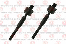 Tie Rod End Rack Ends Linkages Parts Set of (2) Inner Steering For Honda Civic