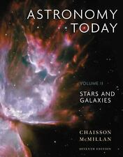 Astronomy Today Volume 2: Stars and Galaxies 7th Edition