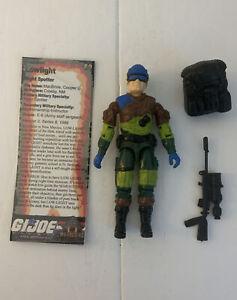 1989 GI JOE LOW LIGHT v2 Slaughter's Marauders Action Figure