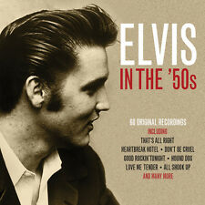 Elvis Presley - In The '50s - 60 Original Recordings 3CD NEW/SEALED