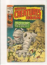 Where Creatures Roam # 8 -  Bronze Age