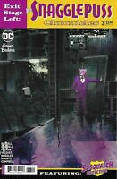 The Snagglepuss Chronicles Comic Issue 3 Exit Stage Left Limited Variant 2018 DC