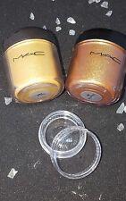 Mac Pigment Abfüllung Gold Set