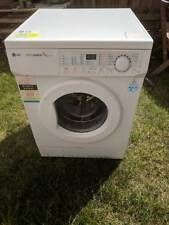 7kg front loader LG washing machine WD-8074FHB great condition