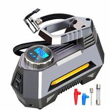 Air Compressor Tire Inflator - Car Tire Pump With Digital Pressure Gauge