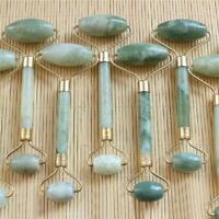 Facial Natural Jade Anti-wrinkle Guasha Beauty Massage Tools Roller Firming-Skin