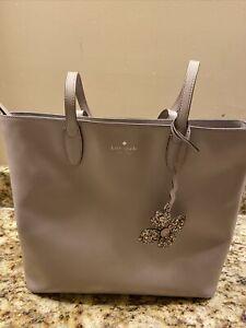 Kate Spade Shoulder Bag Gray