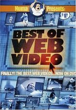 Best of Web Video (DVD, 2007) WORLDWIDE SHIPPING AVAIL!