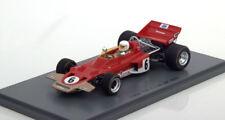 1:43 Spark Lotus 72B GP Great Britain Miles  1970