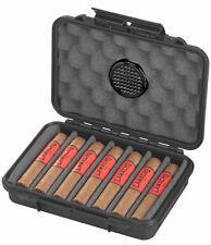 Humidor Reisehumidor Etuiform für 7 Zigaren wasser & staubdicht IP67- MAX002CIG