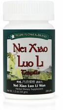 Plum Flower, Nei Xiao Luo Li Teapills, Nei Xiao Luo Li Wan, 200 ct