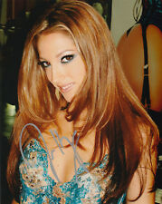 Jenna Haze Autod Signed 8x10 Photo Porn Star Xxx Darkside Pornucopia B