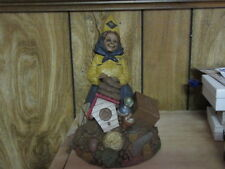 Den Mother Gnome, Tom Clark Creation, retired