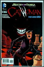 DC Comics CATWOMAN New 52 #13 2nd Print Death Of The Family NM 9.4