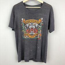Vintage 70's Harley Davidson Shirt Skagit 3D Emblem Single Stitch