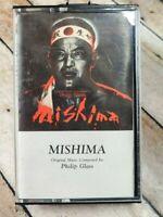 Rare Mishima Original Music Composed by Philip Glass Cassette