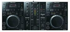 Table de mixage Pioneer DJM350 + 2 lecteurs CDJ350