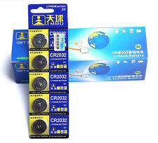 LM2032 CR2032 DL2032 Button Cell Coin Battery for Watch Toys 5ps Remote Whoesale