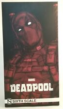 Marvel Comics DEADPOOL Sideshow Sixth Scale Collectible Figure ~ NEW ~