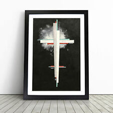 More details for suprematist composition vol.3 by ilya chashnik wall art framed print picture