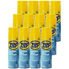 ZEP Foaming Wall Cleaner Stain Grime Remover Spray Surface 18 oz Case of 12 Set