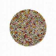 Nail Art Stylish Caviar Manicures Pedicures Microbeads Decal Beads Mixed Colour
