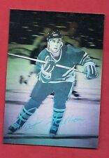 RARE 1991-92 PAT FALLOON SPECIAL COLLECTORS EDITION  HOLOGRAM CARD