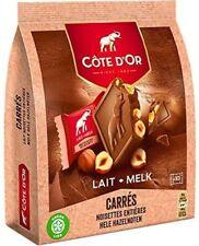 Cote Dor Blocs Milk with Hazelnuts