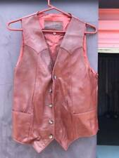 Vintage Beau Geste Leatherware Vest