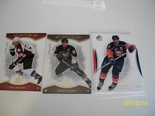 LOT OF 5 SP AUTHENTIC 2007-08 WITH GUERIN, ARNOTT,...