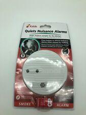 Kidde Battery-Operated Smoke Alarm for Kitchen - Hush Nuisance Alarms Model 0916