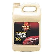 Meguiars M2601 Hi-Tech Yellow Wax, 1 Gallon
