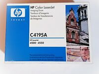 HP Color LaserJet Imaging Drum C4195A New Factory Sealed for Hp 4500 4550