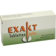 EXAKT Tablettenteiler 1 St