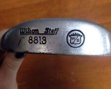 "Wilson Staff 8813 Putter Golf Club ""Jack Daniels"" Special Edition Hard To Find"
