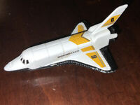 CORGI James Bond SPACE SHUTTLE 'MOONRAKER' Metal Die-cast Toy