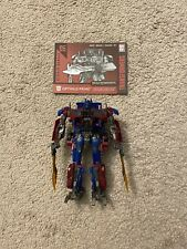 Hasbro Studio Series 05 Voyager Transformers Optimus Prime Action Figure