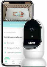Owlet Bc01Nnbbyf Wi-fi Baby Video Monitor Camera