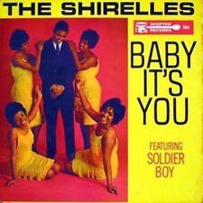 Shirelles Baby Its You (Spa) vinyl LP NEW sealed