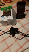 GSM DORO 1362 rouge PhoneEasy gsm Spécial Senior acheté il y a 2 mois
